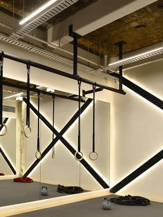 Revelling in the rawness, Melbourne design studio give pioneering fitness centre…