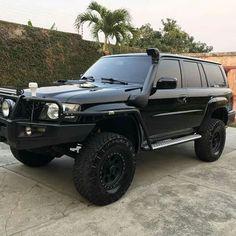 My Dream Car, Dream Cars, Nissan Patrol Y61, Extreme 4x4, Patrol Gr, Nissan 4x4, Off Road Adventure, Toyota Hilux, 4x4 Trucks