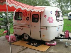 Retro Caravan, Camper Caravan, Camper Trailers, Scamp Camper, Casita Camper, Tiny Trailers, Cargo Trailers, Trailers Vintage, Vintage Rv