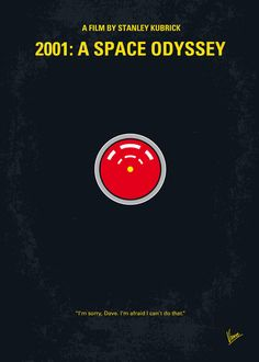 My 2001: A Space Odyssey Poster