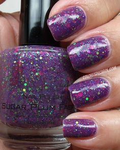 Lovely nails color for the spring