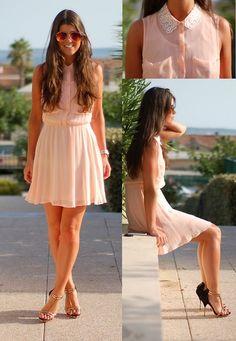 THE SAINT TROPEZ DRESS (by Chloe Sterk) http://lookbook.nu/look/3907766-THE-SAINT-TROPEZ-DRESS