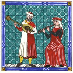 Medieval Music overview and videos