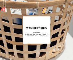 mein Selbsttest mit den Wäsche-Schwarz-Tüchern von HEITMANN - Risiko Wäsche färben?  http://dreiraumhaus.de/2017/02/14/waesche-schwarz-tuecher-heitmann-selbsttest-gewinnspiel-lifestyleblog-leipzig/ via @dreiraumhaus   #heitmann #meinheitmann