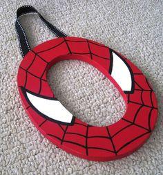 Hand Painted Spiderman Set