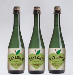 Taylor's Cider Champagne