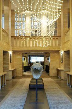 Das Stue Hotel Berlin Tiergarten, Germany is the FHRNews #AmexFHR #luxury #hoteloftheday for Sunday, July 10.