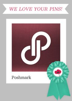 @Poshmark  I am so addicted to this app!  Super cute stuff for great prices!