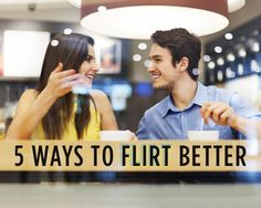 14 Subtle Ways Girls Flirt With Guys That They Have No