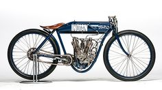 909 Indian Twin Board Track Racer