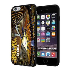 """Basketball NBA Golden State Warriors Ground Stadium, Cool iPhone 6 Plus (6+ , 5.5"""") Smartphone Case Cover Collector iphone TPU Rubber Case Black Phoneaholic http://www.amazon.com/dp/B00VS5ICYC/ref=cm_sw_r_pi_dp_QxLnvb17D96B9"""