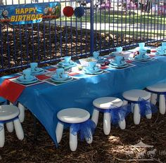 Thomas & Friends party theme packages for boys and girls in Perth, WA