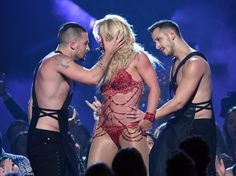 Pin for Later: Britney's Night at the Billboard Music Awards Will Bring You Back to the Early 2000s