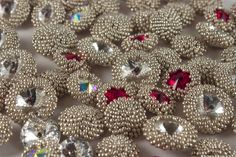Violetta Pretorius Bead Jewellery   Unique crystal and glass bead jewellery