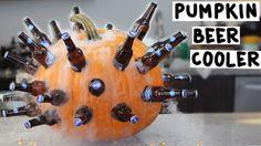 Pumpkin Beer Cooler - Tipsy Bartender - YouTube
