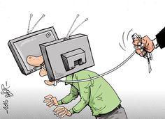 عبدالغني الدهدوه | جائزة الكاريكاتير العربي