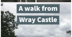 A walk from Wray Castle along the Windermere shoreline #cumbria #nationaltrust #Windermere #WrayCastle