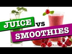 Green Juice vs Smoothies: What's Better and Why? - BEXLIFE - http://showatchall.com/craft/green-juice-vs-smoothies-whats-better-and-why-bexlife/