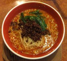 担々麺/錦城