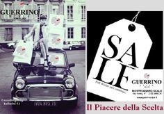 """Guerrino Style UOMO*DONNA & Curvy* Il Piacere della Scelta... Oltre 45 Brand/Marchi di Prestigio """"Made in Italy"""" * APERTURA DOMENICHE= ORARIO: 09.00-13.00 / 16.00-20.00 ORE"""