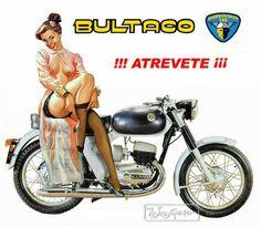 Habermann & Sons Classic Motorcycles and more: Photo Motorcycle Posters, Motorcycle Art, Motorcycle Design, Bike Art, Enduro Vintage, Vintage Bikes, Vintage Motorcycles, Vintage Advertisements, Vintage Ads