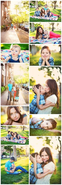 Love this family session!