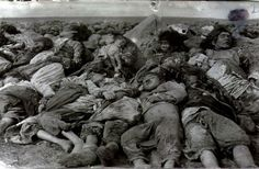 During WWI, the Turks slaughtered approximately 1.5 million Armenians and later nearly a million Greeks. These brutal acts of genocide would later attract the attention of Hitler and was partly responsible for sowing the seeds of the Holocaust.