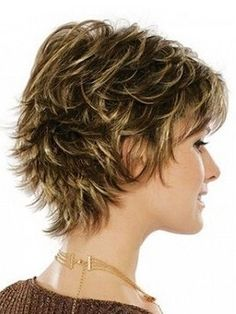 by      Slight Fringe Free Style Layered Cut Short Synthetic Curly Wig  seq.n. 2~~http://www.aliwigs.com/slifringe-free-style-layered-cut-short-synthetic-curly-wig.html