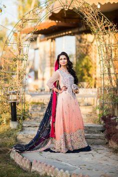 Pakistani Bride ♡ ♥ ♡ Pakistani Wedding Dress. Pakistani Style. Follow me here MrZeshan Sadiq