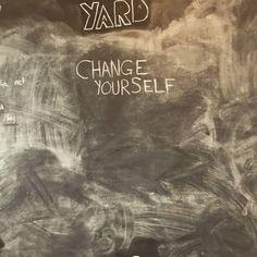 Challenge yourself, change yourself #mintymoment
