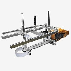 """Carmyra Portable Chainsaw mill 36"""" Inch Planking Milling Bar Size 14"""" to 36"""""""