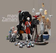 Mani Zamani