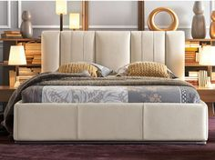 PREMIUM Bed by GAUTIER FRANCE