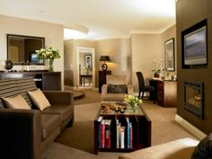 A Contemporary styled Junior Suite in The Killarney Park Hotel