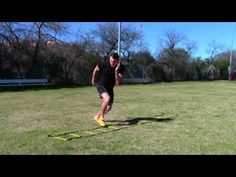 Coach Kozaks Top 15 Agility Ladder Drills - Agility Ladder Exercises - Speed Ladder Workouts