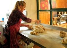The Baker at Work. LL7 by EarthHart