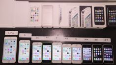 Speed Test: dall'iPhone 2G all'iPhone 6 Plus