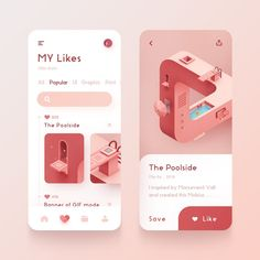 UI by Crystal Yumumu - chosen by Ramin Nasibov - - Ui - Diseño Dashboard Design, Application Ui Design, Dashboard Ui, Interaktives Design, App Ui Design, User Interface Design, Iphone Interface, Webdesign Inspiration, App Design Inspiration