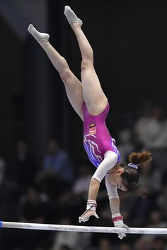 Asuka Teramoto Photos - Japan National Gymnastics Apparatus Championships - Day 2 - 30 of 249 - Zimbio