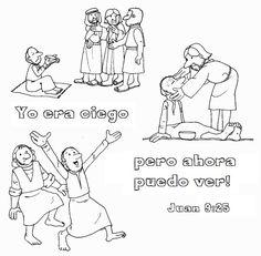 Jesucristo puede sanar a los enfermos  Jesus heals Sunday school