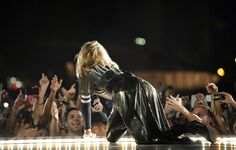 MDNA TOUR Opening Night by Frank Micelotta