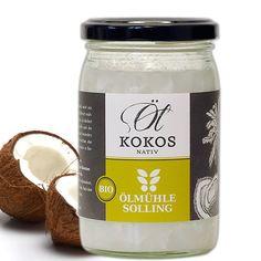 Bio Olej Kokosowy - naturalny olej z drzewa życia