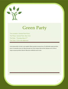 Free Microsoft Word Invitation Templates Alluring Spring Clean Your Productivity Using Free Microsoft Office Templates .