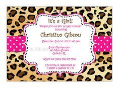 Cheetah invite