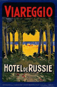 https://flic.kr/p/ChdSET | Untitled | hotel de russie viareggio italy