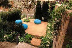 Gartengestaltung von Kobel mit Bepflanzung Award Winner, Stepping Stones, Outdoor Decor, Home Decor, Patio, Planting, Creative, Lawn And Garden, Stair Risers