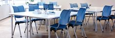 Canteen and conference chairs - Scandinavian Business Seating Conference Chairs, Uk Homes, Canteen, Sustainable Design, Scandinavian, Dining Chairs, Business, Furniture, Home Decor