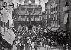 Plaza del Ayuntamiento.