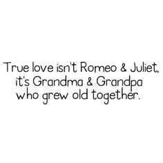 or if you're in my family, it's both... because grandma and grandpa ARE named romeo and juliet :-)