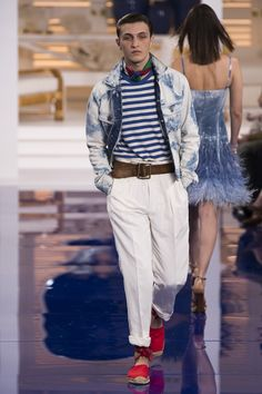 Ralph Lauren Spring 2018 Ready-to-Wear Photos